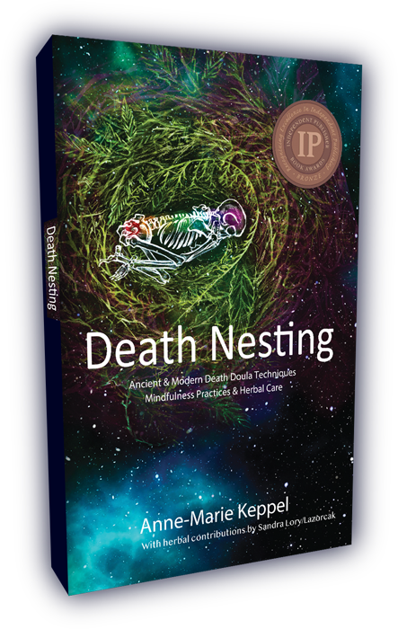 Death Nesting BY Anne-Marie Keppel